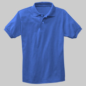 North Shore Embroidered Youth Polo